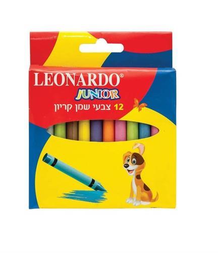 12 יחידות צבעי שמן קריון -leonardo