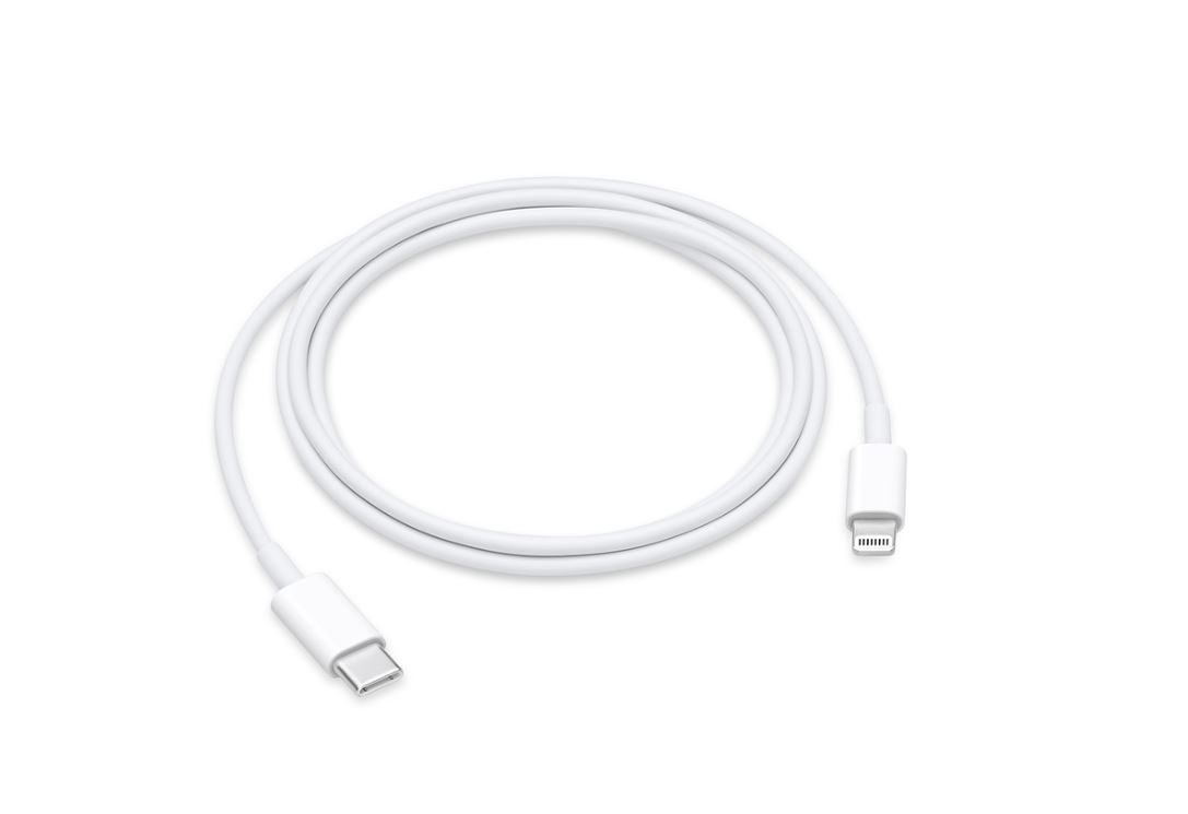Lightning to USB-C Cable 1m