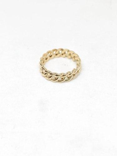 טבעת גורמט זהב 14 קראט