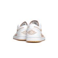 Nike Air Jordan 1 Low Hemp White