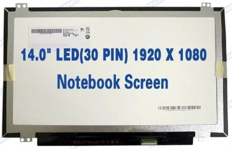 מסך להחלפה במחשב נייד לנובו lenovo T440 T440S T440P 14.0 edp slim led screen