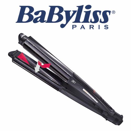 מחליק ומסלסל שיער BaByliss דגם: ST-330ILE