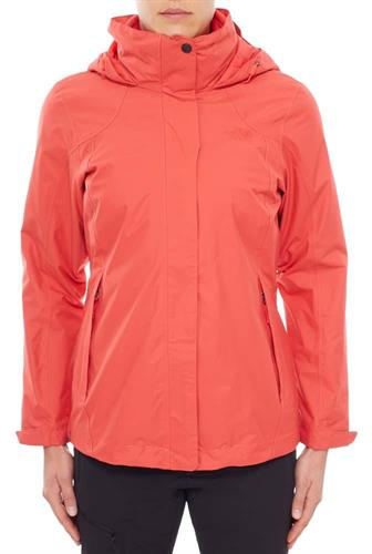 מעיל נשים נורט פייס מדגם The North Face Women's Evolve 2 Triclimate Jacket melon red