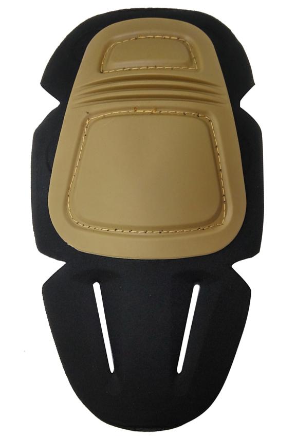 ברכיות מיגון למכנס מדי לחימה טקטי G3 צבע חאקי Coyote