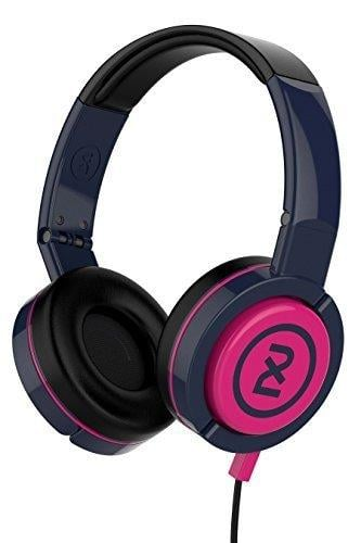 אוזניות Skullcandy 2XL Barrel – כחול\ורוד