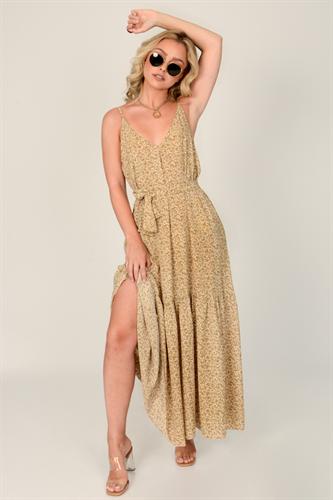 שמלת מיקונוס כאמל