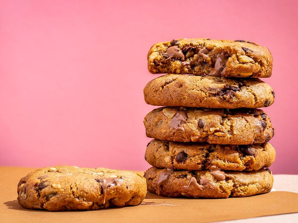 15 עוגיות שוקוצ'יפס ענקיות