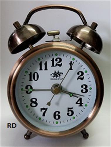 שעון מעורר מכני דו פעמוני