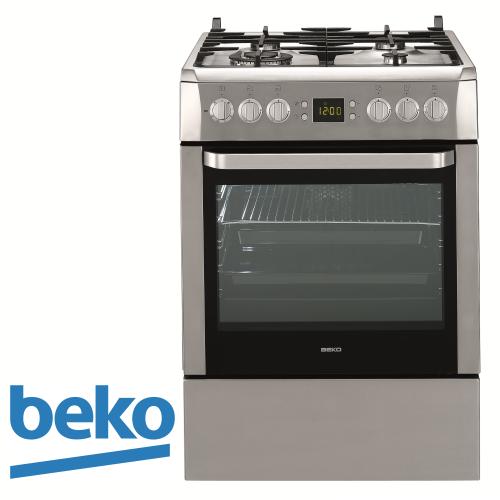 תנור אפייה  Beko FSM61330DXDSL