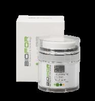 ביופור- סקין אקטיב לחות מועשרת בפפטידים פעילים לצמצום ומניעת קמטים .