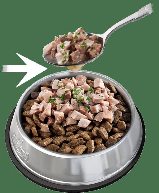 בלקנדו רוטב לכלב הודו 100 גרם