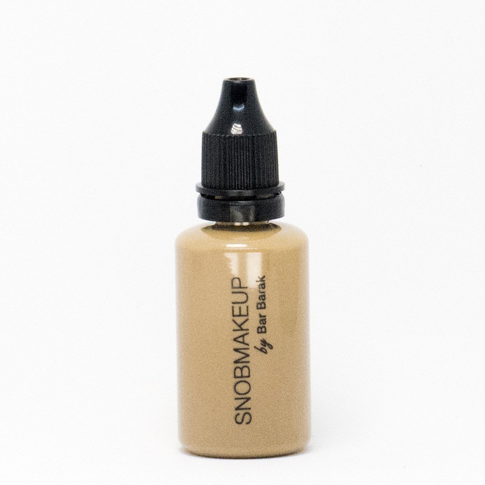 SNOBMAKEUP airbrush foundation no. 25