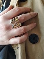 טבעת ג'ולייט כסף