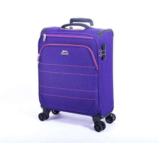 """מזוודה עלייה למטוס שלזינגר שיקגו 20"""" Slazenger Chicago"""