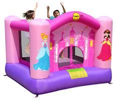מתקן קפיצה קלאסי נסיכות הפי הופ - 9001 - Princess Bouncer Happy Hop