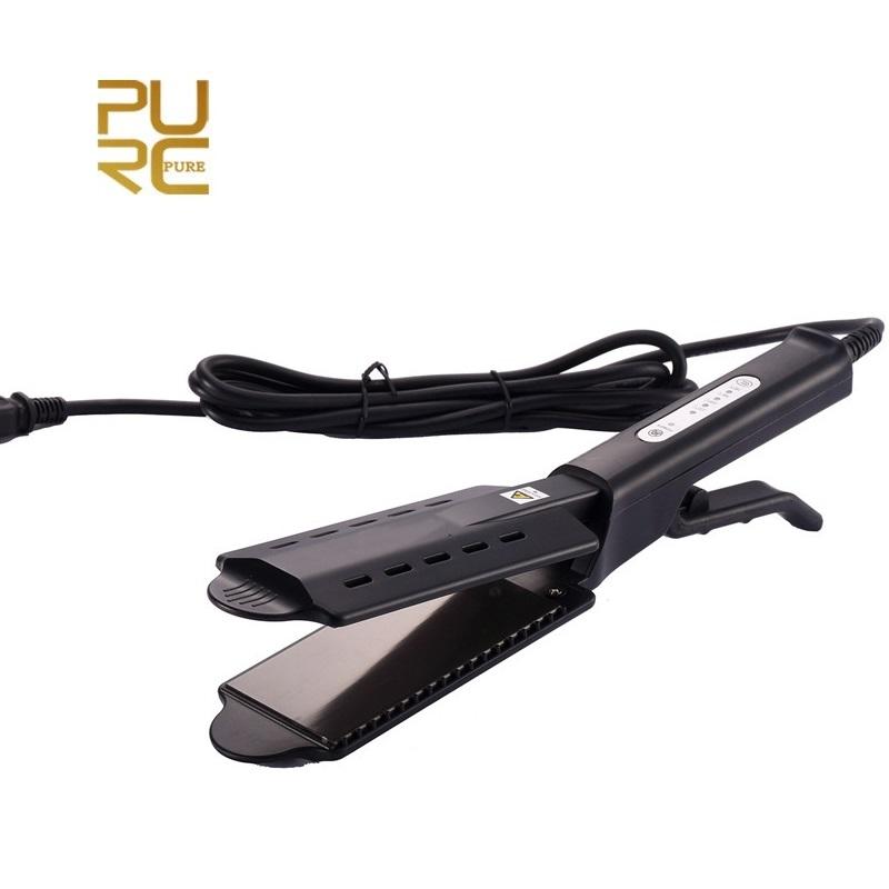 מחליק שיער ציפוי טורמלין בעל טכנולוגית TS הבלעדית