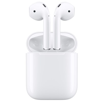 אוזניות Apple AirPods 2 True Wireless אפל