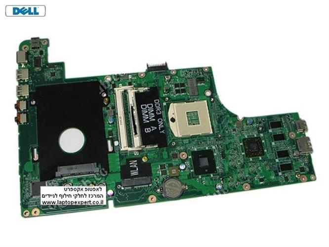 לוח להחלפה במחשב נייד דל Dell Inspiron 13R  N3010  Main Board Motherboard With Vga ATI Radeon 31UM7MB0010 , DAUM7BMB6F0