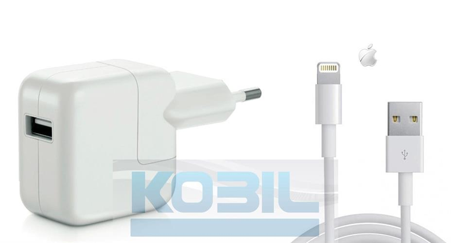 מטען מקורי לאייפד Apple iPad
