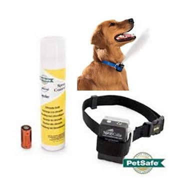 קולר ספריי נגד נביחות PetSafe