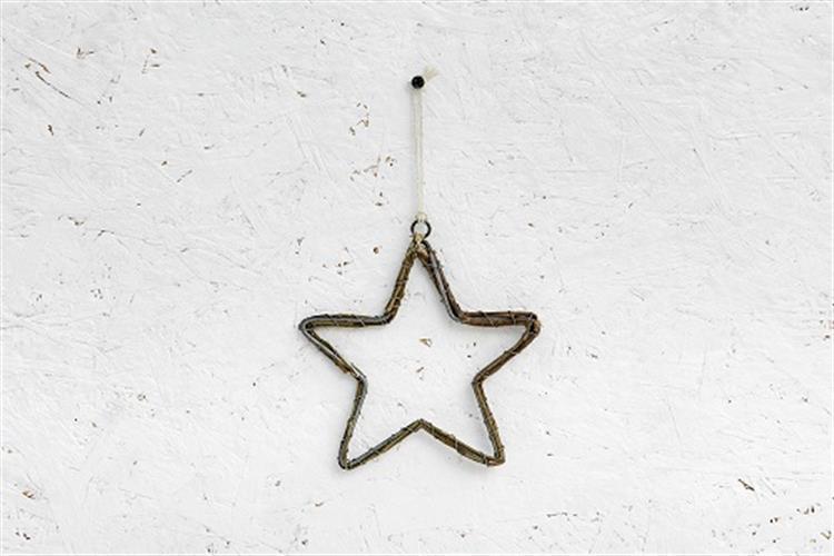 כוכב נצרי עץ - טבעי
