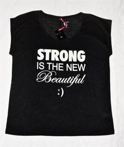 STRONG IS THE NEW....