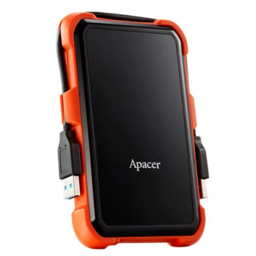 דיסק חיצוני Apacer 2TB AC620 Shockproof/Waterprrof