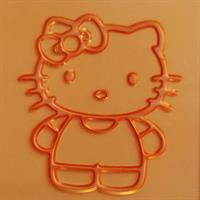 CAT EMBOSSED STAMP
