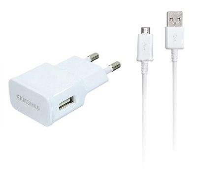 מטען וכבל מהיר מקורי סאני SAMSUNG Micro USB 15W