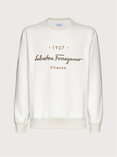 סבצ'ר Salvatore Ferragamo Felpa sweatshirt לגברים