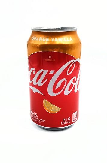 קוקה קולה וניל תפוזים