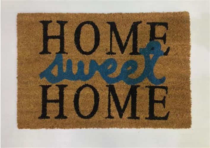 שטיח כניסה לבית- HOME SWEET HOME