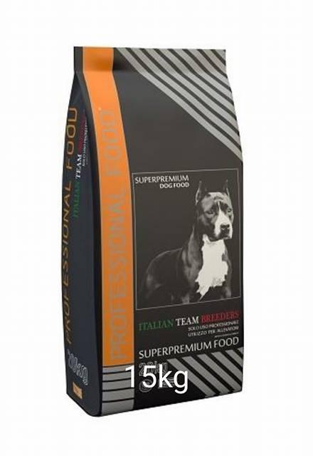 פרופשונל טים ברידר בשר 15 ק״ג מזון לכלבים