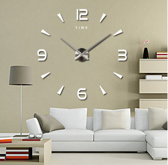 שעון קיר דקורטיבי