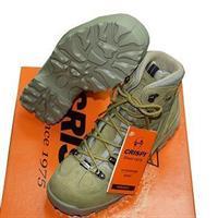 נעליים טקטיות נעלי  הרים קריספי - CRISPI STEALTH PLUS GTX Foliage Green