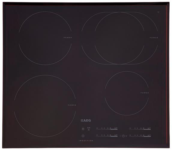 כיריים אינדוקציה  AEG HK654250FB