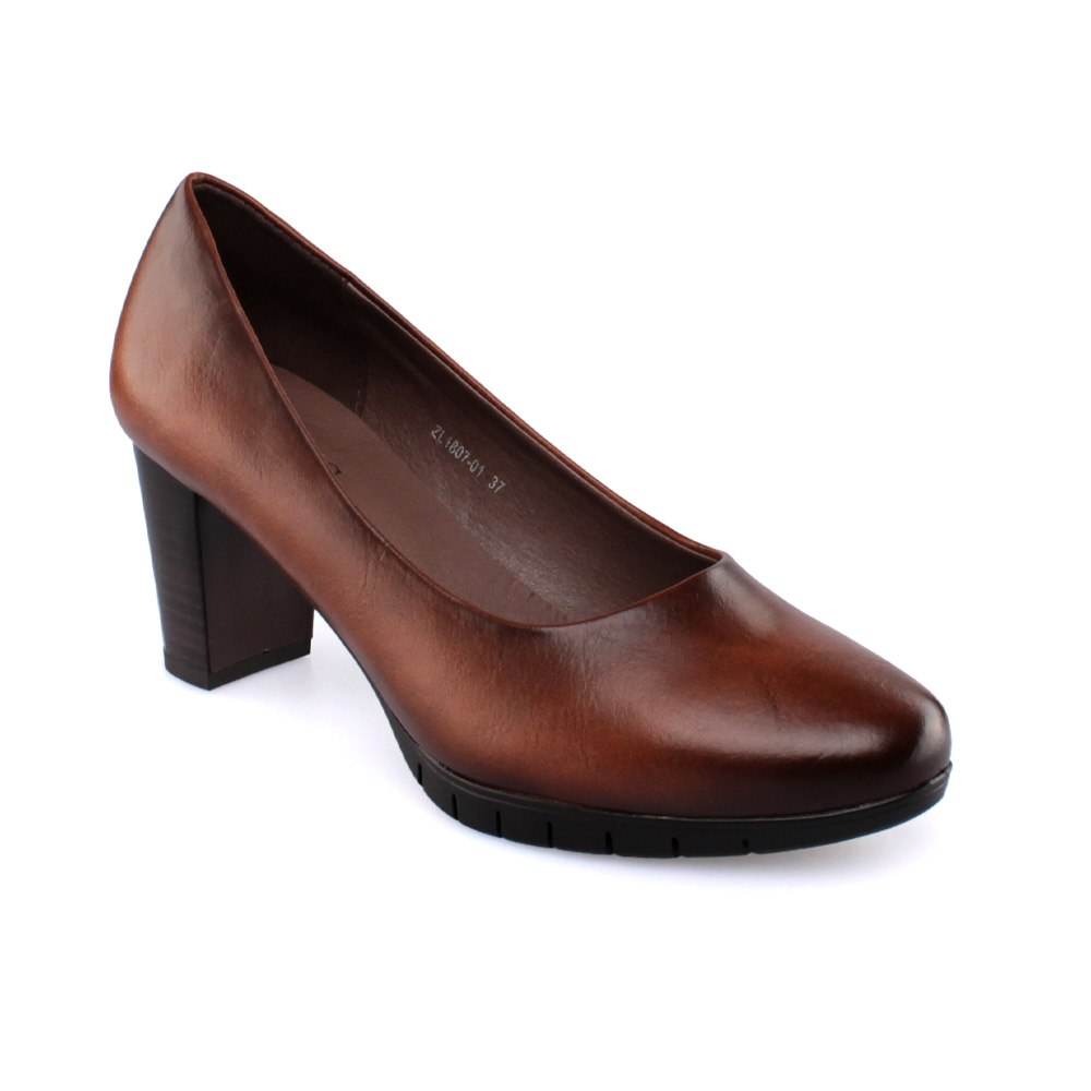 נעל עקב קלרמון - כאמל