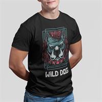 חולצת טי - Wild Dog