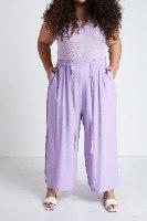 מכנסיי ג'סה סגול לילך