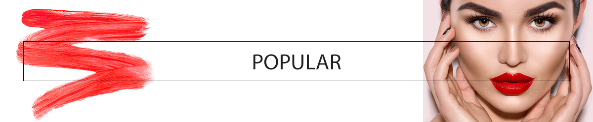 MOST POPULAR - FOCALLURE