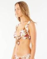 RiIP CURL Leilani Deep V Bikini Top