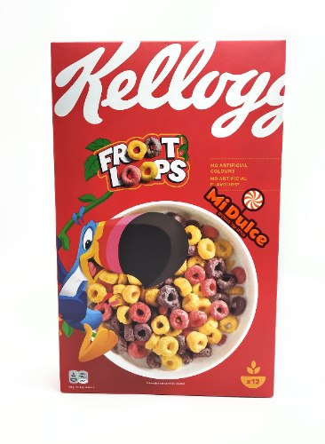 Froot Loops Cereal
