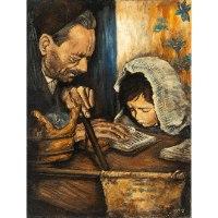 סבא מלמד נכד תורה (מסע שורשים לתוניס)