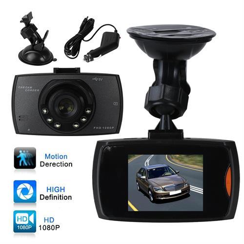 מצלמת דרך לרכב- 1080P HD LCD