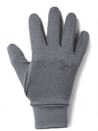 כפפות אנדר ארמור אפור 1318546-035 Under Armour Liner 2.0 Glove