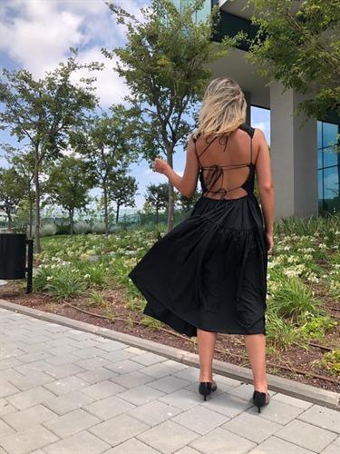 שמלת בונד