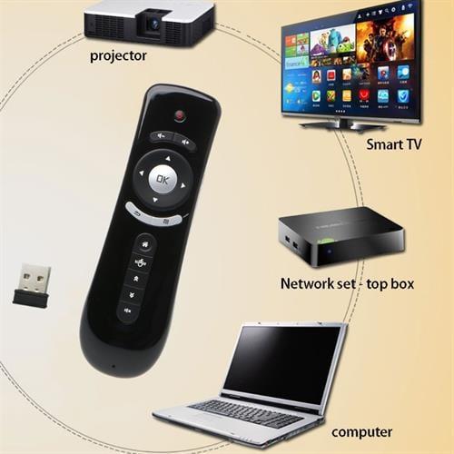 עכבר אוויר למחשב/סטרימר/טלויזיה