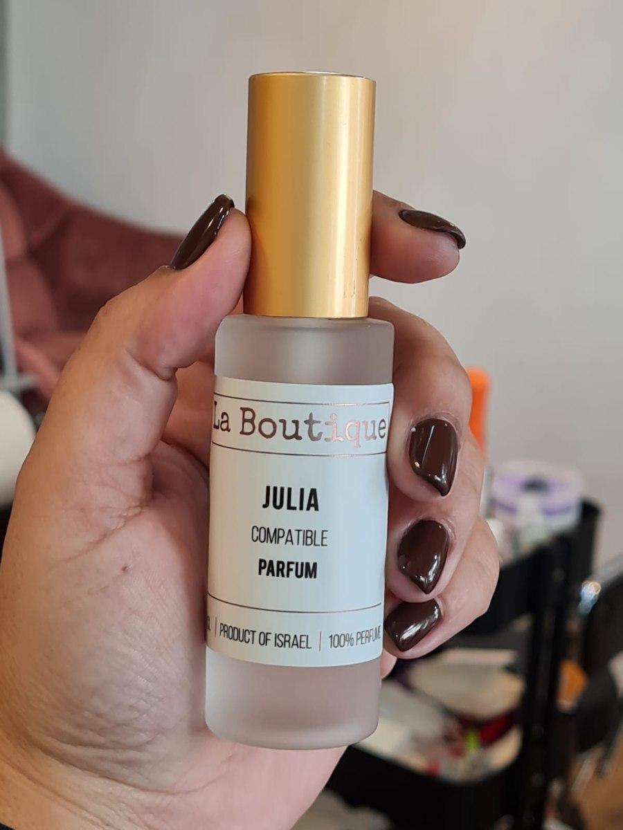 ג'ולייט האז א גאן מולקולרי La Boutique JULIA