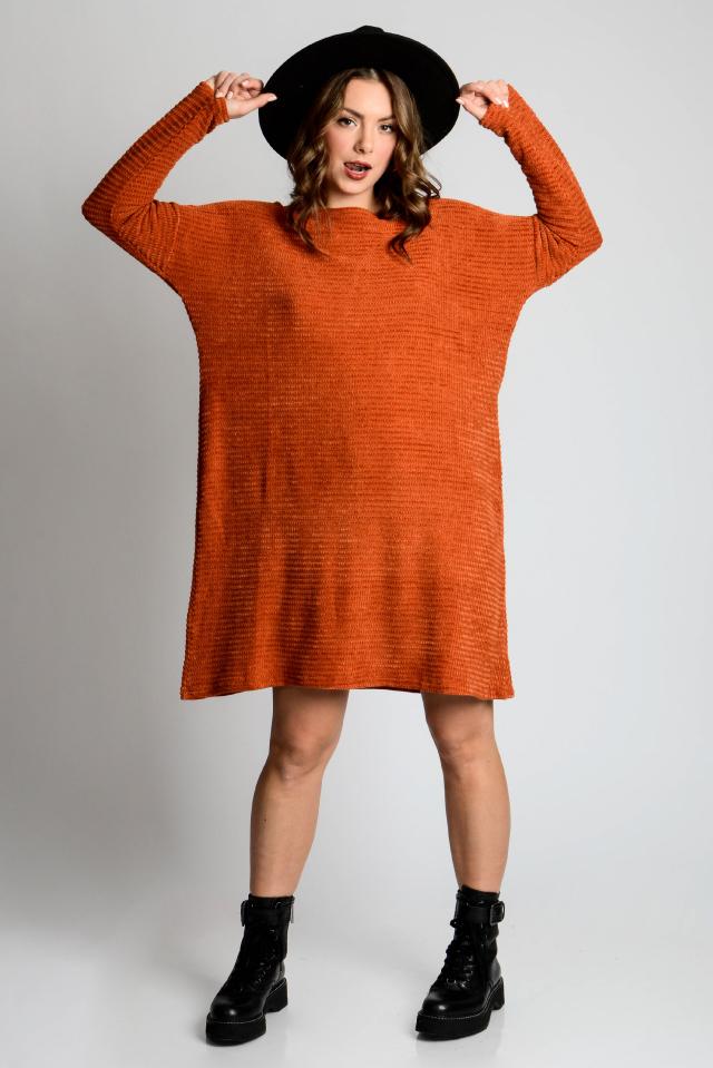 שמלת אוברסייז מיקה