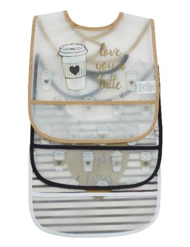שלישיית סינרים מעוצבים קפה